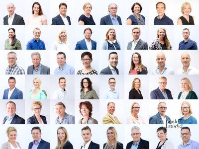 Regiobank zakelijke portretten